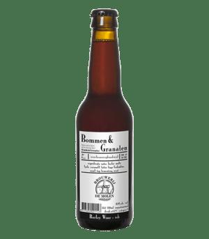 De Molen Bommen & Granaten Beer Dudes